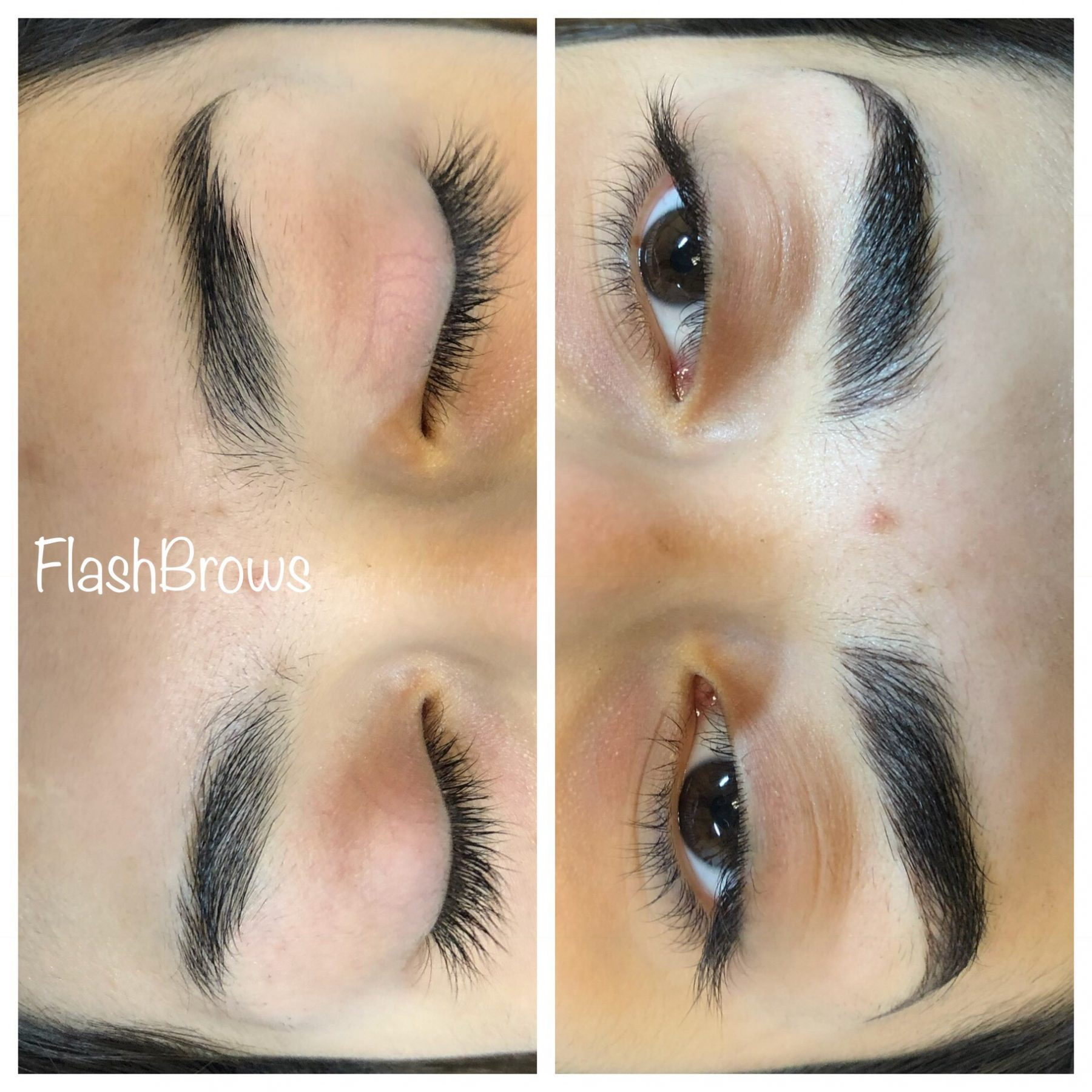 natural brows microblading near little elm