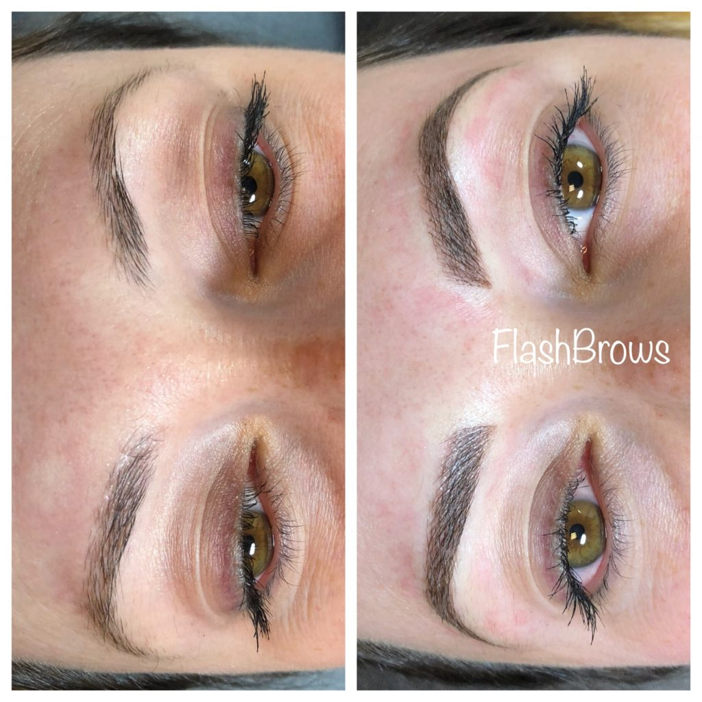 Microbladed Eyebrows from Heather Gordon