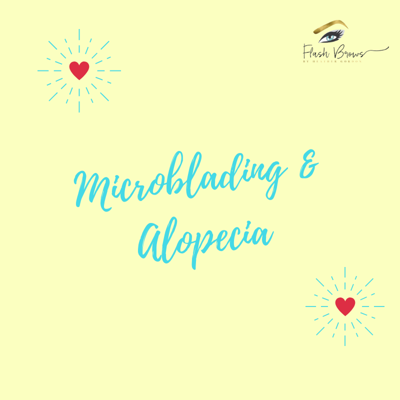 Microblading & Alopecia in Dallas