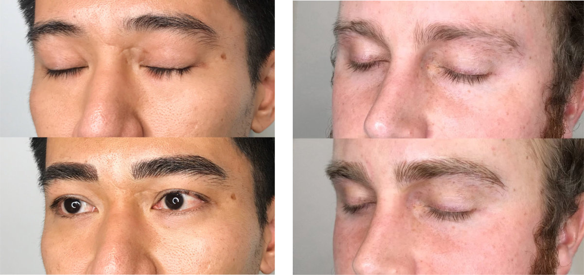 microblading for men near dallas