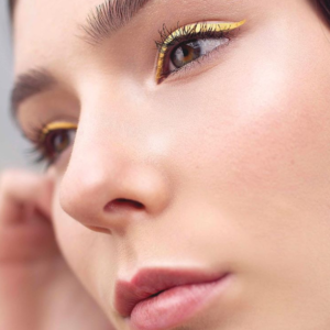 Yellow Eyeliner from Elyse Potter Photography
